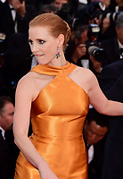 www.acepixs.com<br /> <br /> May 23 2017, Cannes<br /> <br /> Jury member Jessica Chastain arriving at the 70th Anniversary of the annual Cannes Film Festival at Palais des Festivals on May 23, 2017 in Cannes, France.<br /> <br /> By Line: Famous/ACE Pictures<br /> <br /> <br /> ACE Pictures Inc<br /> Tel: 6467670430<br /> Email: info@acepixs.com<br /> www.acepixs.com