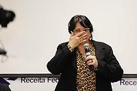 Foz do Iguaçu (PR), 01/08/2019 - Visita Damares em Itaipu - A ministra de Estado da Mulher, da Família e dos Direitos Humanos, Damares Alves durante visita técnica à usina hidrelétrica de Itaipu onde também conhecerá projetos sociais em Foz do Iguaçu nesta quinta-feira, 01. (Foto: Paulo Lisboa/Brazil Photo Press)