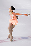 Hae In Lee of South Korea competes in Basic Novice Subgroup A Girls group during the Asian Open Figure Skating Trophy 2017 on August 02, 2017 in Hong Kong, China. Photo by Marcio Rodrigo Machado / Power Sport Images