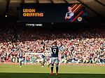 Leigh Griffiths celebrates