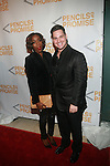 Estelle and Jacob Freed Attend the Second Annual Pencils of Promise Gala Held at Guastavino's, NY  10/25/12