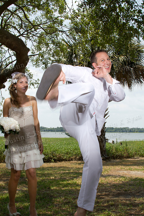 Sarah and Matt D&G wedding Lowndes Grove Charleston SC
