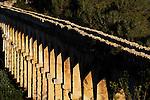 Acueducto de las Ferreras, Europa, Geografie, Katalonien, Spanien, Tarragona, Teufelsbruecke, Catalonia, Europe, Geography, Puente del Diablo, Spain, aqueduct, aqueducts, Architecture, buildings, Aquädukt, Aquädukte, Architektur, Bauwerke, Römisch Wasserleitung, ruin, ruins, bauten, roemische, Ruine, Ruinen