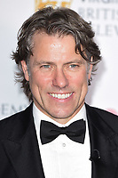 John Bishop in the winners room for the BAFTA TV Awards 2018 at the Royal Festival Hall, London, UK. <br /> 13 May  2018<br /> Picture: Steve Vas/Featureflash/SilverHub 0208 004 5359 sales@silverhubmedia.com
