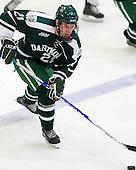 Nick Walsh (Dartmouth - 21) - The Harvard University Crimson defeated the Dartmouth College Big Green 4-1 (EN) on Monday, January 18, 2010, at Bright Hockey Center in Cambridge, Massachusetts.
