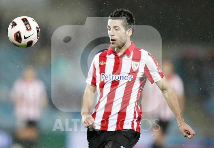 Athletic de Bilbao's Markel Susaeta during La Liga Match. March 14, 2011. (ALTERPHOTOS/Alvaro Hernandez)