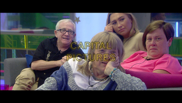 Group<br /> in Celebrity Big Brother - Summer 2014 (Day 8)<br /> *Editorial Use Only*<br /> CAP/NFS<br /> Image supplied by Capital Pictures