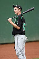June 13th 2008:  Kevyn Feiner of the Dayton Dragons, Class-A affiliate of the Cincinnati Reds, during a game at Stanley Coveleski Regional Stadium in South Bend, IN.  Photo by:  Mike Janes/Four Seam Images