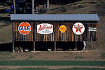 Signs On Garage