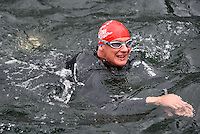 PICTURE BY VAUGHN RIDLEY/SWPIX.COM...Swimming - British Gas Great Salford Swim 2011- Salford Quays, Manchester, England - 15/05/11...Duncan Goodhew.
