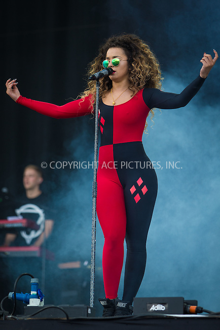 WWW.ACEPIXS.COM<br /> <br /> July 12 2015, Strathallen Castle<br /> <br /> Ella Eyre performs on the Main Stage stage on final day at T In The Park at its new home of Strathallen Castle on July 12 2015 in Scotland<br /> <br /> By Line: Famous/ACE Pictures<br /> <br /> <br /> ACE Pictures, Inc.<br /> tel: 646 769 0430<br /> Email: info@acepixs.com<br /> www.acepixs.com