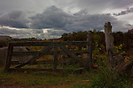 Old fence at Gettysburg Triangle