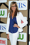 Allison Janney arriving to the CBS TCA 2013 Summer Party in Beverly Hills on July 29, 2013.