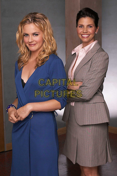 "ALICIA SILVERSTONE & CHARISMA CARPENTER.in Miss Match.""Divorce Happens"".*Editorial Use Only*.www.capitalpictures.com.sales@capitalpictures.com.Supplied by Capital Pictures."