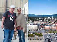 Marcello Santorelli and Sharin Martin - Rutland, Vermont