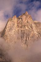Sciora Dafora (3169 m), Bergell, Switzerland, August 2011.