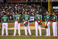 Mexico Team. Equipo de Mexico.<br />