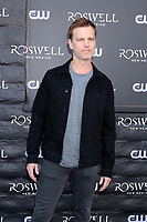 "WEST HOLLYWOOD, CA - JANUARY 10:  Trevor St John at the ""Roswell, New Mexico"" Experience at the 8801 Sunset Blvd on January 10, 2019 in West Hollywood, CA Credit: David Edwards/MediaPunch"