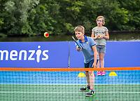 Den Bosch, Netherlands, 12 June, 2017, Tennis, Ricoh Open, KNLTB Plaza<br /> Photo: Henk Koster/tennisimages.com