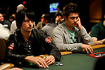 Team Pokerstars Pro Anton Allemann and Max Lykov