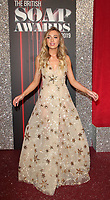 Tilly Keeper at The British Soap Awards 2019 arrivals. The Lowry, Media City, Salford, Manchester, UK on June 1st 2019<br /> CAP/ROS<br /> ©ROS/Capital Pictures