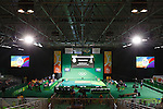 General view, <br /> AUGUST 7, 2016 - Weightlifting : <br /> Women's 53kg <br /> at Riocentro - Pavilion 2 <br /> during the Rio 2016 Olympic Games in Rio de Janeiro, Brazil. <br /> (Photo by Sho Tamura/AFLO SPORT)