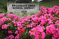 May 6. 2019. Escondido, CA. | Escondido Union School Districts headquarters located in Escondido.   | Photos by Jamie Scott Lytle. Copyright.