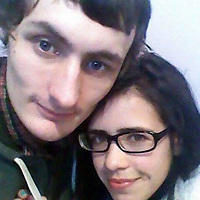 Pictured L-R: Dylan Harries with Katrina Evemy<br /> Re: Dyfed Powys Police have charged 21 year old Dylan Hywel Harries with the attempted murder of 19 year old Katrina Evemy, following an incident in Graig Avenue, Llanelli, west Wales, on the evening of Thursday the 13th April 2017. He has been remanded in custody to appear at Llanelli Magistrates Court on Monday the 17th of April 2017.