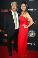 "HOLLYWOOD, LOS ANGELES, CA, USA - MARCH 20: Paul Chavez, Daniella Chavez at the Los Angeles Premiere Of Pantelion Films And Participant Media's ""Cesar Chavez"" held at TCL Chinese Theatre on March 20, 2014 in Hollywood, Los Angeles, California, United States. (Photo by Celebrity Monitor)"