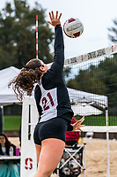 Stanford Beach Volleyball vs Saint Marys, March 10, 2019