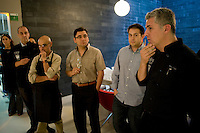 Alejandro Zarate's The Cooking Club, Polanco, Mexico City