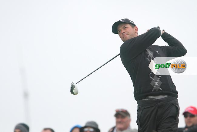 Sam Little (ENG) on Day 4 of the 2012 Irish Open at Royal Portrush Golf Club, Portrush, Co.Antrim, 1/7/12...(Photo Jenny Matthews/www.golffile.ie)
