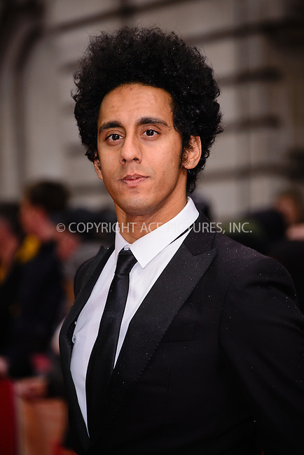 WWW.ACEPIXS.COM<br /> <br /> May 25 2016, New York City<br /> <br /> Muzz Khan attending the UK premiere of 'Me Before You' at The Curzon Mayfair on May 25, 2016 in London, England. <br /> <br /> By Line: Famous/ACE Pictures<br /> <br /> <br /> ACE Pictures, Inc.<br /> tel: 646 769 0430<br /> Email: info@acepixs.com<br /> www.acepixs.com