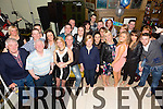 Surprise 50th Birthday for Sean McCord, Mounthawk Manor, here with family and friends at the Brogue Inn on Saturday