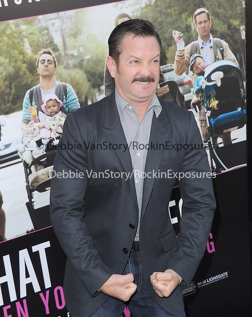 Tom Lennon at Lionsgate L.A. Premiere of  What to Expect When You're Expecting held at The Grauman's Chinese Theatre in Hollywood, California on May 14,2012                                                                               © 2012 Hollywood Press Agency