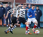 Barrie McKay on the attack