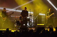 SAO PAULO, SP, 22.05.2014 - SHOW THE AFGHAN WHIGS  - A banda americana The Afghan Whigs durante show da turnê de divulgação do álbum Do to the Beast, na noite desta quinta feira (22), na Audio SP em São Paulo. (Foto: Levi Bianco - Brazil Photo Press)