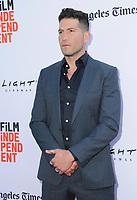 "17 June 2017 - Culver City, California - Jon Bernthal. LA Film Festival Premiere of ""Shot Caller"" held at ArcLight Culver City in Culver City. Photo Credit: Birdie Thompson/AdMedia"
