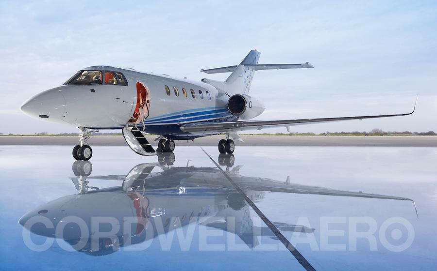 Hawker 900 XP Business Jet