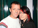 David and Lorraine Sullivan in Darby O' Gills..Picture: Shane Maguire / www.newsfile.ie.