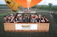 20100103 JANUARY 03 CAIRNS HOT AIR BALLOONING