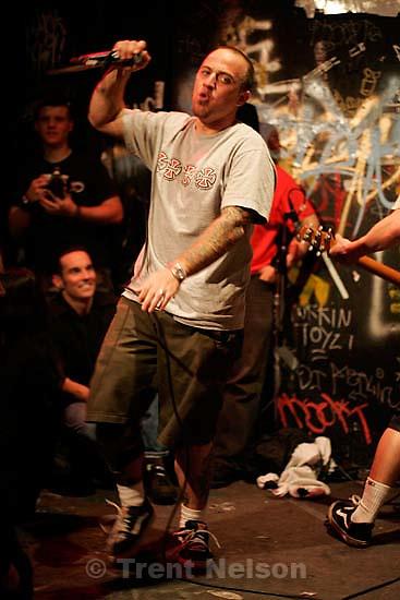 Joey Vela, Second Coming at gilman st.&amp;#xA;4.16.2005<br />