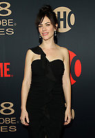6 January 2018 - Los Angeles, California - Maggie Siff. Showtime Golden Globe Nominee Celebration held at the Sunset Tower Hotel in Los Angeles. Photo Credit: AdMedia