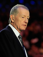 BBC pundit Steve Davis before the Dafabet Masters FINAL between Barry Hawkins and Ronnie O'Sullivan at Alexandra Palace, London, England on 17 January 2016. Photo by Liam Smith / PRiME Media Images