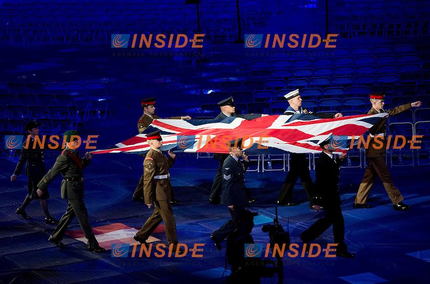 29.08.2012 Olympic Stadium London, .Paralimpiadi Londra 2012 .Cerimonia Inaugurale - Open Ceremony.Foto Insidefoto /EXPA/ Sportida/ Vid Ponikvar