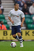 25/08/2015 Capital One Cup, Second Round Preston North End v Watford<br /> Bailey Wright