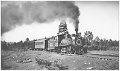 RGS 4-6-0 #25 with Barriger special.<br /> RGS    7/3/1938