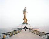 CHINA, Macau, Asia, Kun Lam Statue
