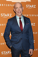 LOS ANGELES - DEC 3:  JK Simmons at the Counterpoint Season 2 Premiere at the ArcLight Hollywood on December 3, 2018 in Los Angeles, CA