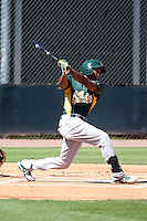 Alex Glenn - Oakland Athletics 2016 extended spring training (Bill Mitchell)